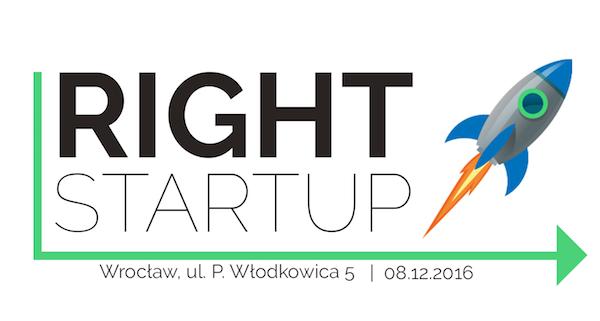 Odcinek 18 – RightStartup, Wrocław (8 grudnia 2016)
